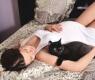 gatos y embarazos