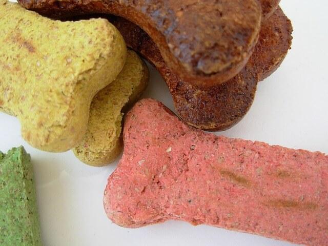 Alimentos que ayudan a engordar a tu perro.