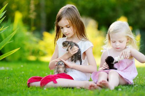 Lo que una mascota puede enseñar a tus hijos