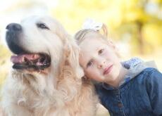 los hijos y las mascotas