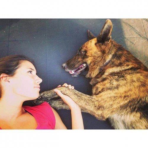 Las palabras con las que India Martínez despidió a su perro muerto