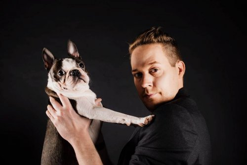 José Ahonen, un mago de perros