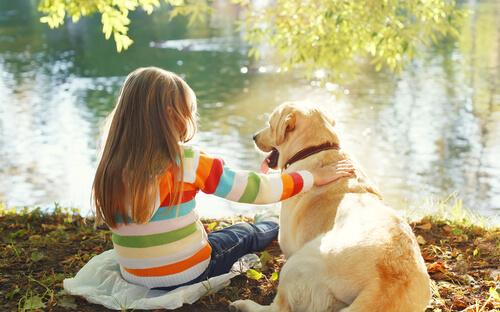 6 razas de perro para jugar con niños