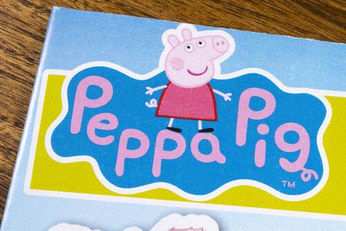 Animales famosos de los dibujos animados: Peppa Pig