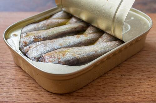 Recetas para dietas BARF de perros: pescado