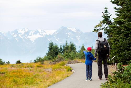 Consejos para visitar un parque nacional