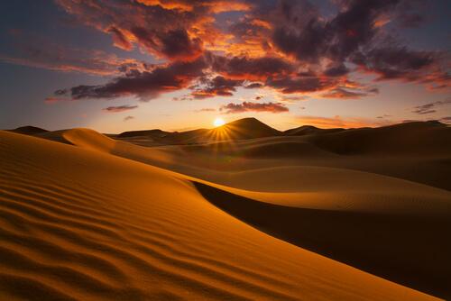 Curiosidades sobre el desierto del Sáhara, el mayor desierto del planeta