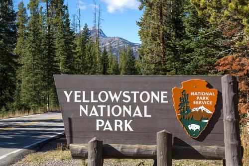 El parque nacional de Yellowstone: el primero del mundo