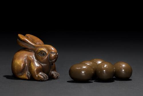 Animales considerados de buena suerte: conejo