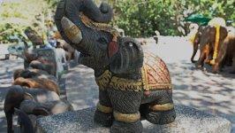 Animales considerados de buena suerte: elefante