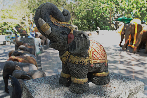 Historia de las civilizaciones y los elefantes