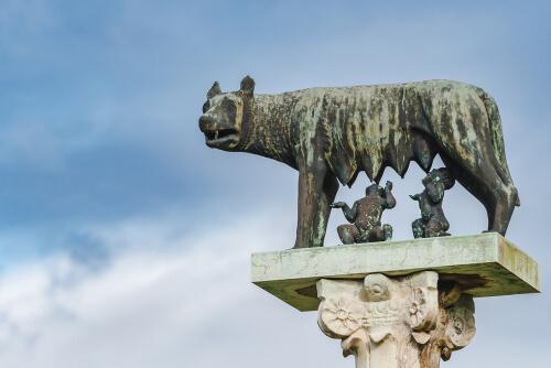 Los animales en la Antigua Roma