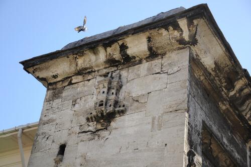 Los palacios para pájaros de Estambul