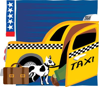 Taxis para perros sin coste adicional