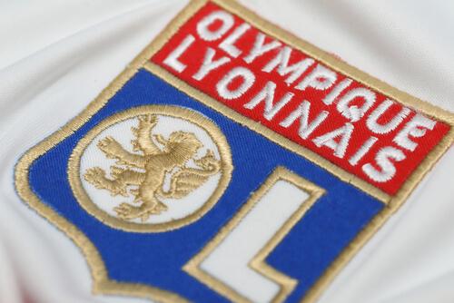 Animales en escudos de fútbol: Olympique de Lyon