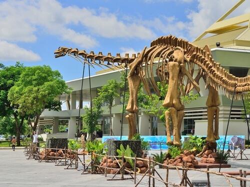 Argentinosaurus huinculensis: información
