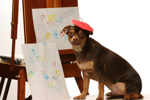 Nombres artísticos para perros