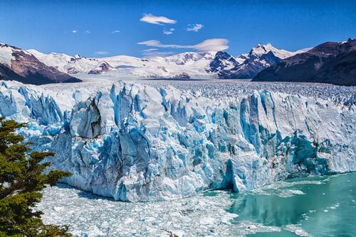 Parques nacionales de Argentina: parque nacional Los Glaciares