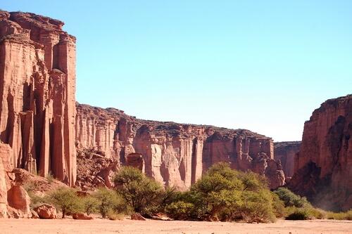 Parques nacionales de Argentina: parque nacional Talampaya
