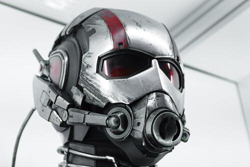 Personajes de los cómics: Antman