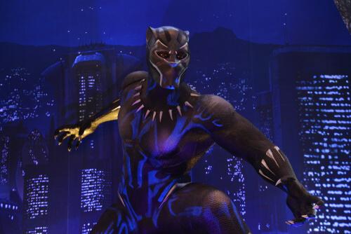 Personajes de los cómics: Pantera negra
