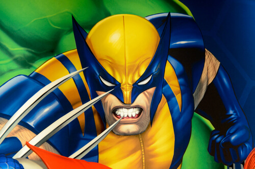 Personajes de los cómics: Wolverine