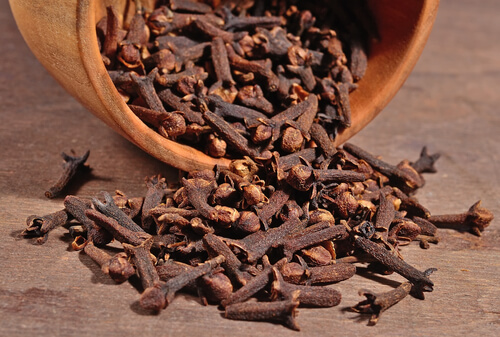 Repelente para picaduras de mosquitos: clavo de olor