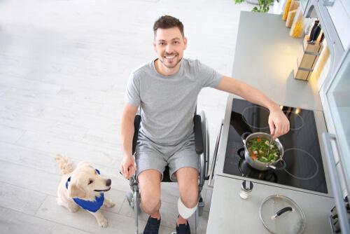 Sopa casera para perros