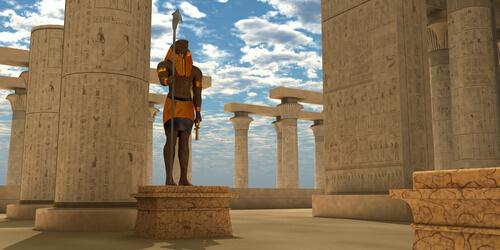 Animales considerados dioses egipcios