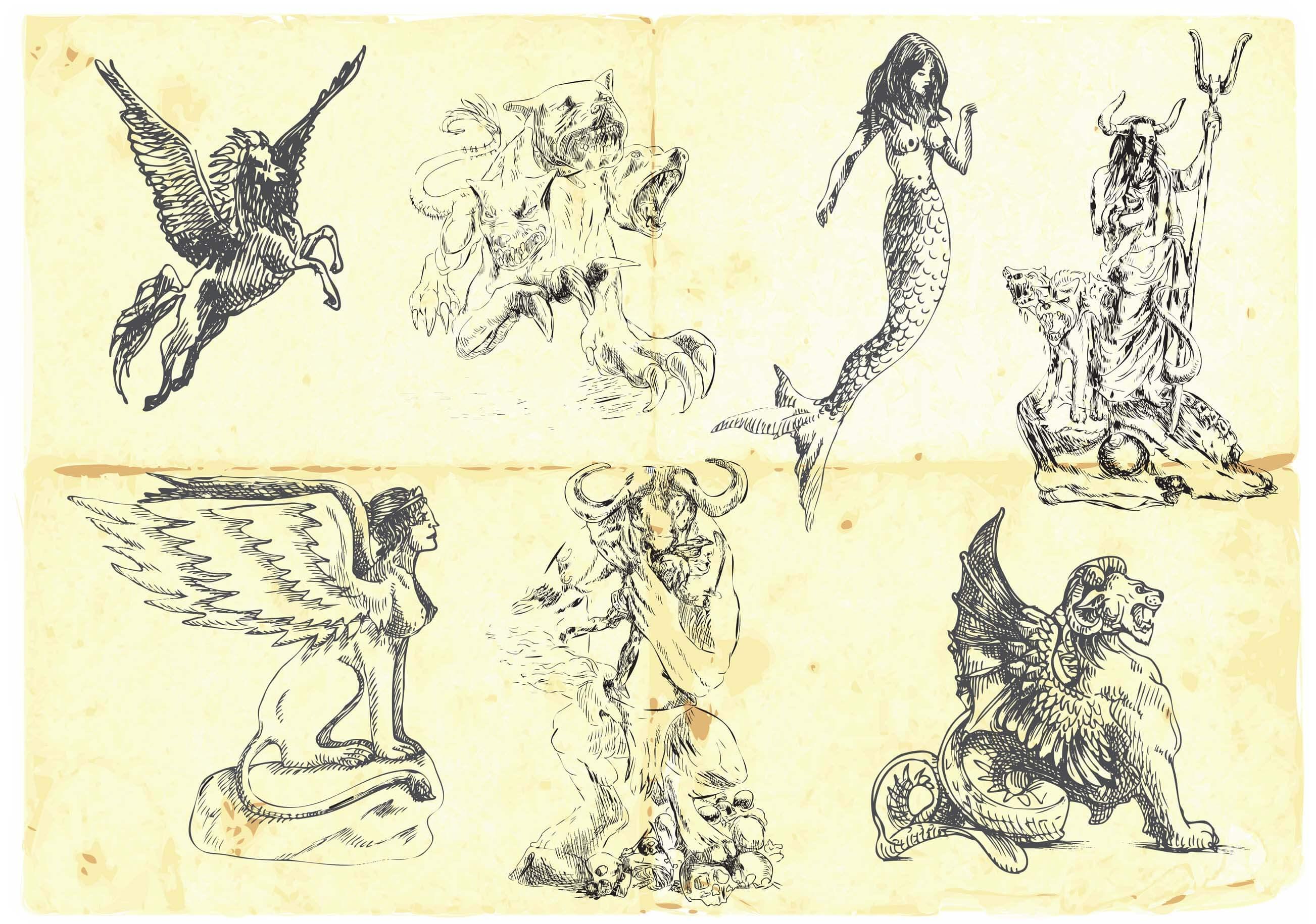 Los animales que fueron usados como dioses