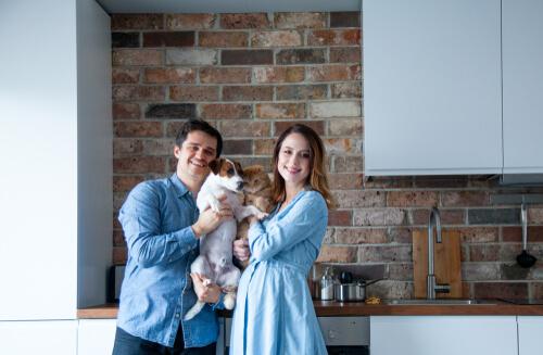 Beneficios para la familia al convivir con una mascota