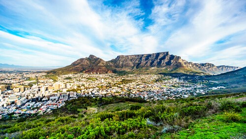 Montaña de la Mesa: maravilla del mundo