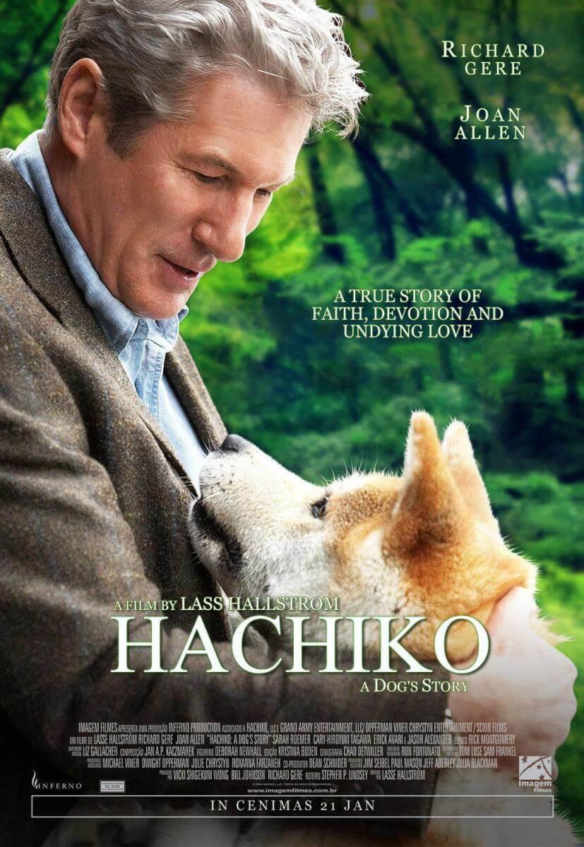 Película Siempre a tu lado, Hachiko