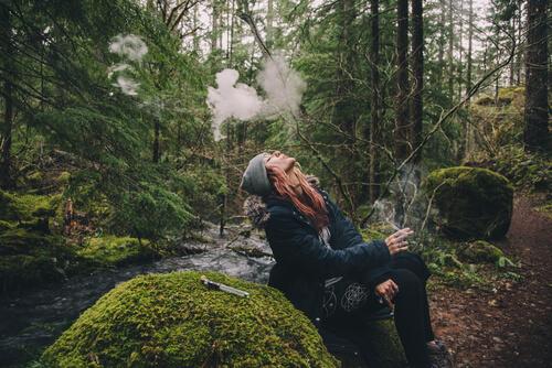 Contaminación de la naturaleza por el hombre