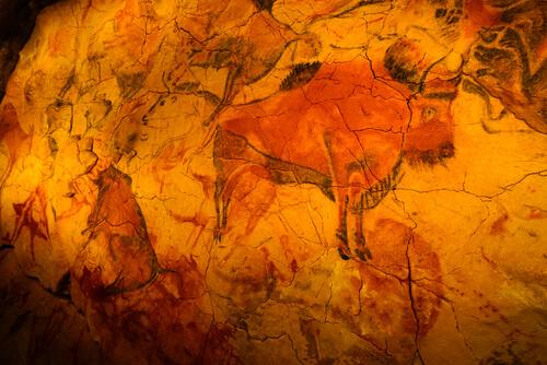 Los animales representados en la cueva de Altamira