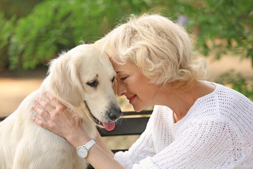 Beneficios de tener una mascota para los adultos mayores