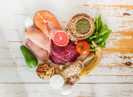 Beneficios de la alimentación natural.