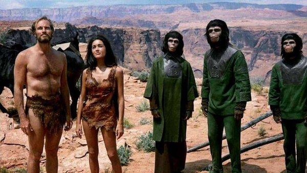 50 aniversario del Planeta de los simios