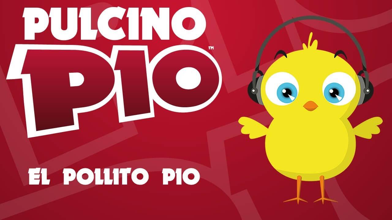 Canciones infantiles con animales: El pollito Pío