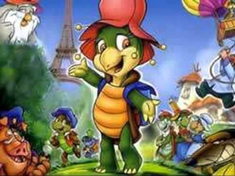 Canciones infantiles con animales: Manuelita la tortuga