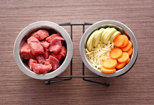 Домашняя или коммерческая еда для собак?