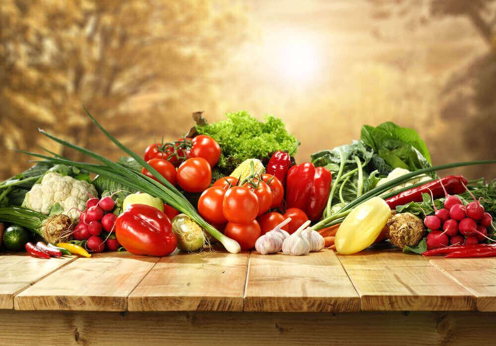 La dieta vegetariana es una forma de alimentación.