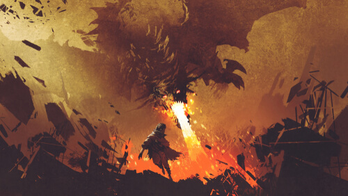 Dragones, mito o realidad