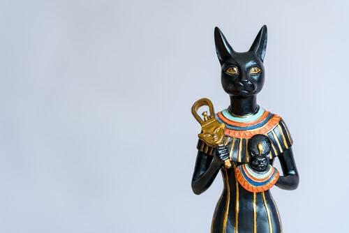 Bastet, diosa de los gatos
