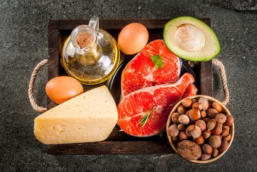 Alimentos BARF con omega-6