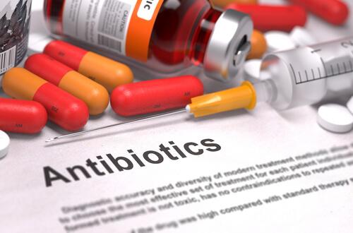 Antibióticos varios