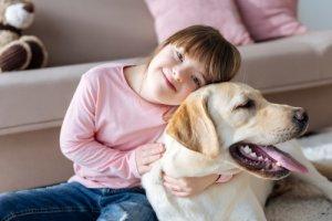 Los perros no pueden tener síndrome de Down