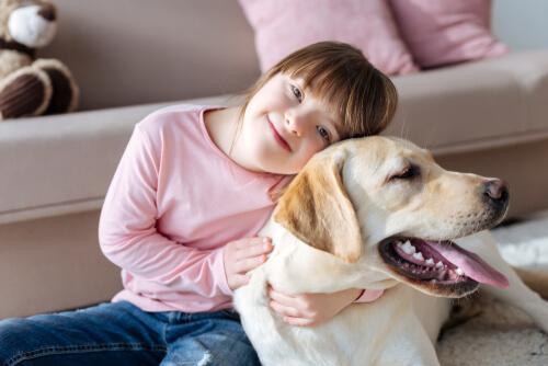 ¿Pueden los perros tener síndrome de Down?