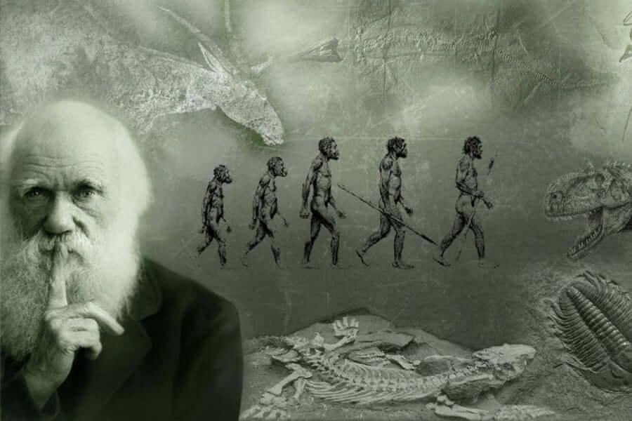 Charles Darwin y sus teorías.