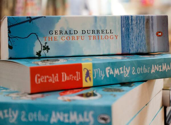 La Trilogía Corfu de Durrell.